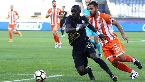 Osmanlıspor 1 - 0 Adanaspor maçın özeti ve golü