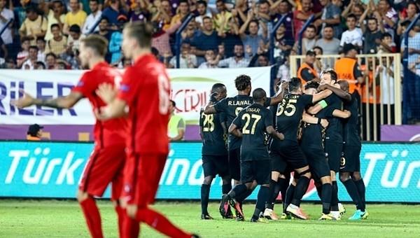 Osmanlıspor 2-0 Steaua Bükreş maç özeti ve golleri