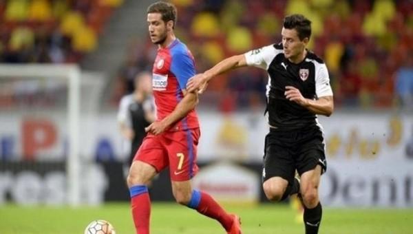 Steaua Bükreş deplasmanda kazandı