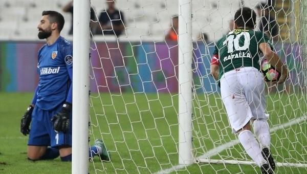 Pablo Batalla'dan Bursaspor'a büyük katkı