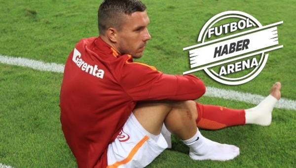 Lukas Podolski'nin dönüş tarihi