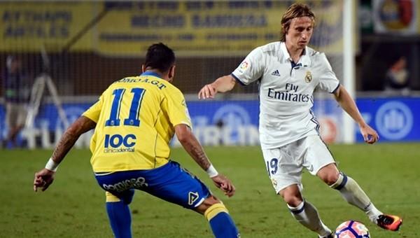 Real Madrid yine kazanamadı: 2-2
