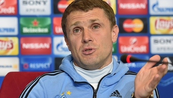 Rebrov, Beşiktaş'tan hata bekliyor