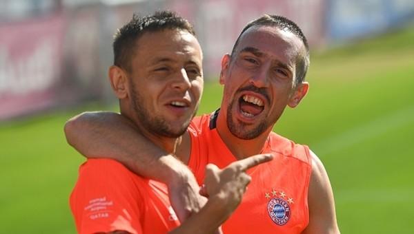 Ribery'den Şampiyonlar Ligi itirafı