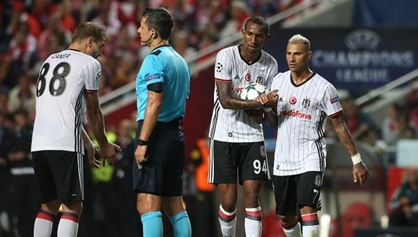 Ricardo Quaresma'dan Benfica taraftarlarına gönderme
