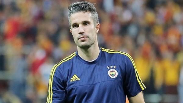 Robin van Persie, Bursaspor maçında oynayacak mı?