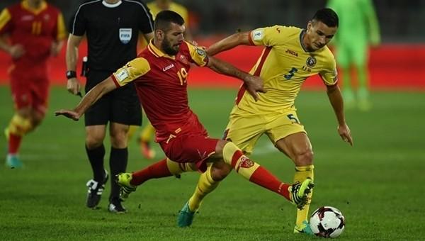 Romanya Jovetic'i durduramadı