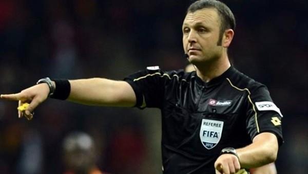 Selçuk Dereli: 'Yasin'in pozisyonu penaltıydı'