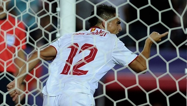 Sevilla 1 - 0 Olympique Lyon maç özeti ve golleri