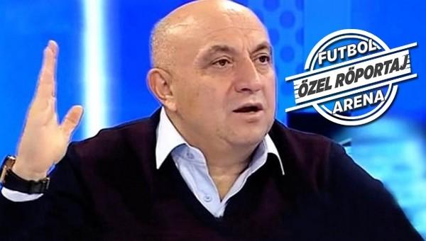 Sinan Engin, FutbolArena'ya konuştu