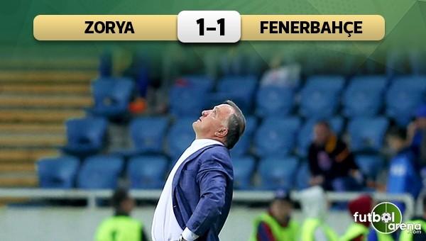 Simon Kjaer'den altın gol! Zorya 1 - 1 Fenerbahçe