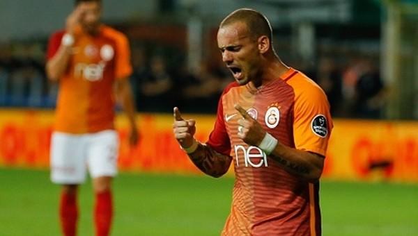 Sneijder 150. maçına çıkıyor