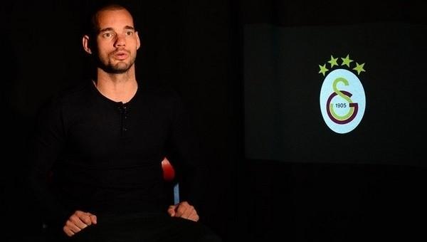 Sneijder geleceğiyle ilgili konuştu