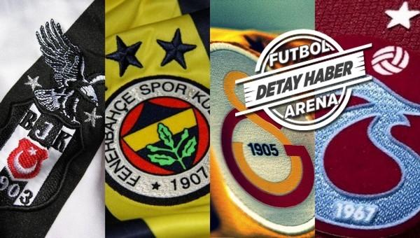 Süper Lig'de takımların piyasa değerleri