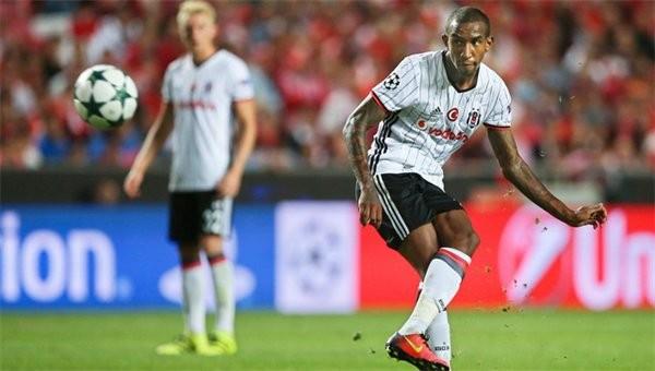 Benfica kiralık oyuncuları arasında en verimli ikinci isim Talisca
