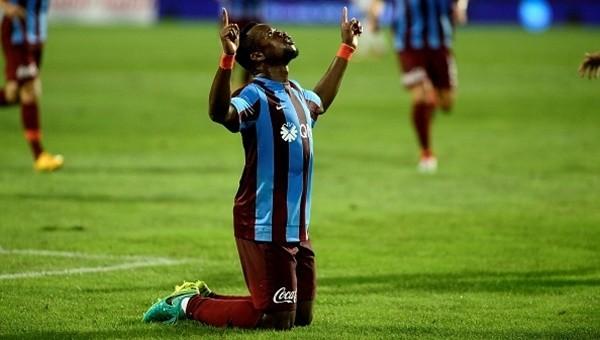 Trabzonspor'a Onazi müjdesi