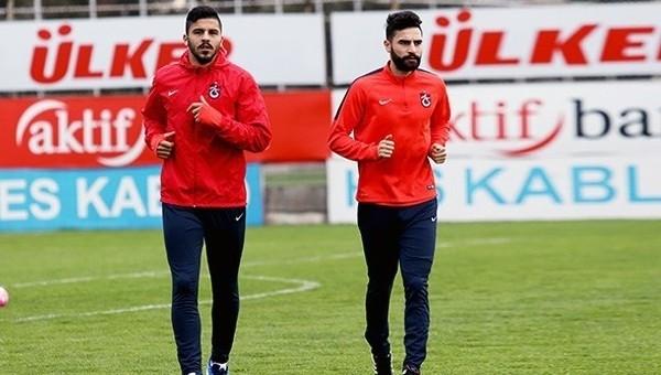 Trabzonspor'da sakatlıklar başladı