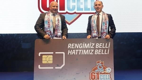 Trabzonspor'dan yeni anlaşma! 61Cell...