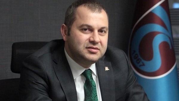 'Trabzonspor'un haklarını savunmak zorundayım'