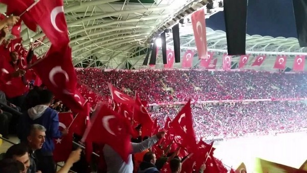 Türkiye - Ukrayna maçının biletleri tükendi