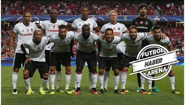UEFA'dan Beşiktaş'a doping kontrolü!