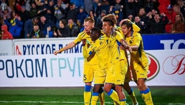 UEFA'dan Rostov'a ırkçılık cezası