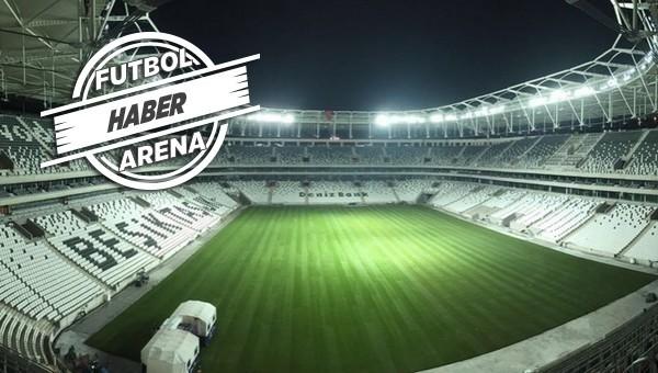 Vodafone Arena derbide şova hazırlanıyor