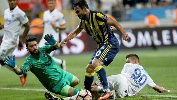 Volkan Şen 16 şut çekti, gol atamadı