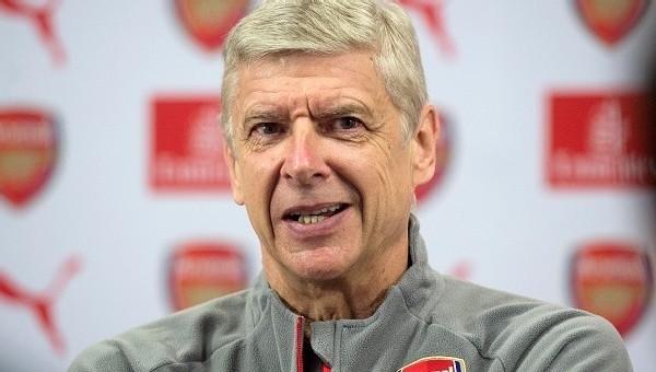 Wenger'den İngiltere açıklaması