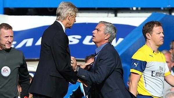 Wenger'den Mourinho'ya cevap