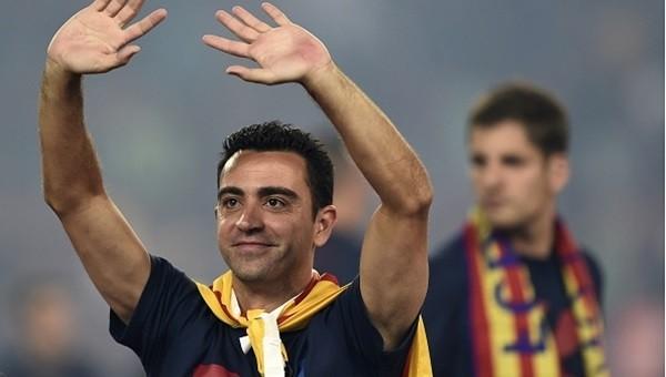 Xavi'nin hedefi Barcelona teknik direktörlüğü
