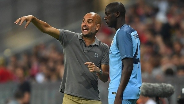 Yaya Toure'nin menajerinden Guardiola'ya sert eleştiri!