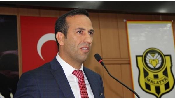 Yeni Malatyaspor'dan yayın açıklaması