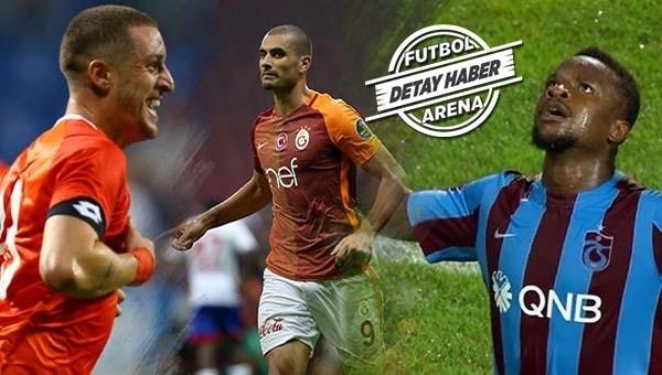 Süper Lig'den gollerin 16'sı yeni transferlerden geldi