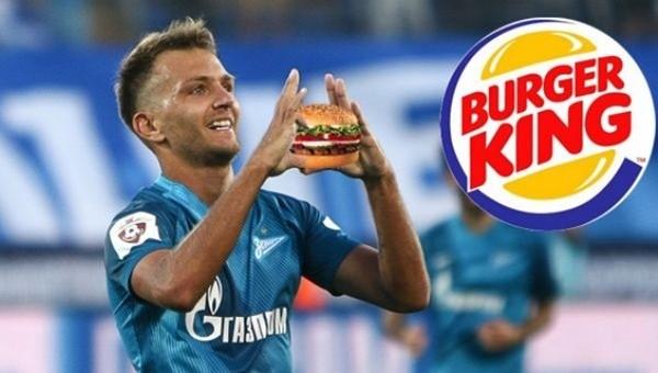 Zenit'ten Burger King'e tokat gibi cevap!