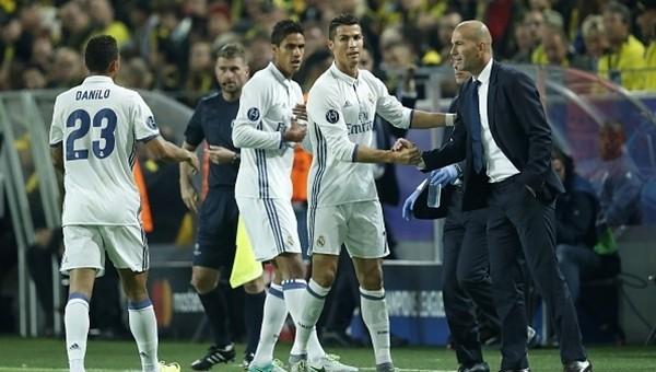 Zidane, Cristiano Ronaldo iddiasına cevap verdi