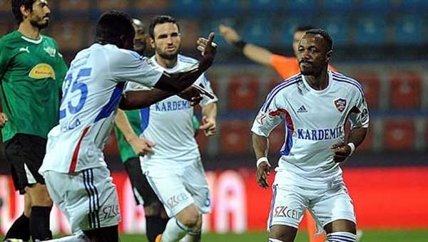 Abdou Razack Traore müthiş karnesi