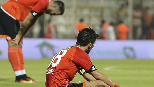 Adanasporlu Bekir Yılmaz: 'Galatasaray'ı yenmeyi hak etmedik'