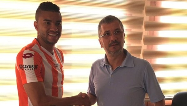 Adanasporlu Ramos, Galatasaray'a meydan okudu