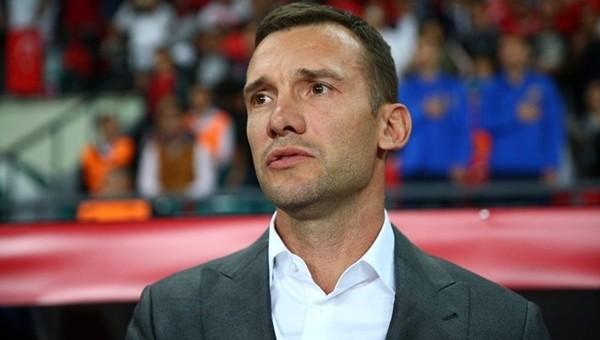 Andriy Shevchenko: 'Türkiye çok iyi hücum etti