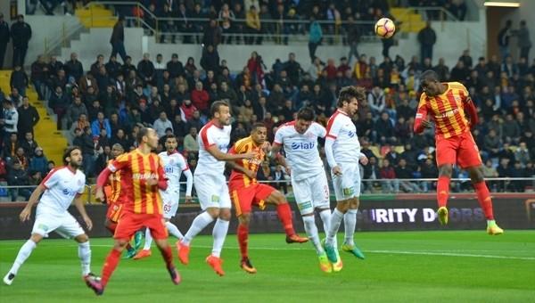 Antalyaspor, Samuel Eto'o ile kazandı