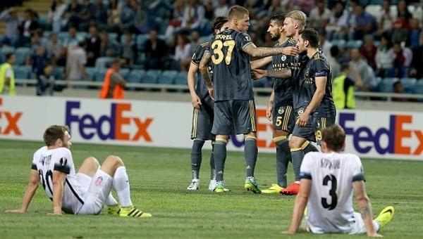 Avrupa Ligi'nde Fenerbahçe'yi ağırlamak kolay değil