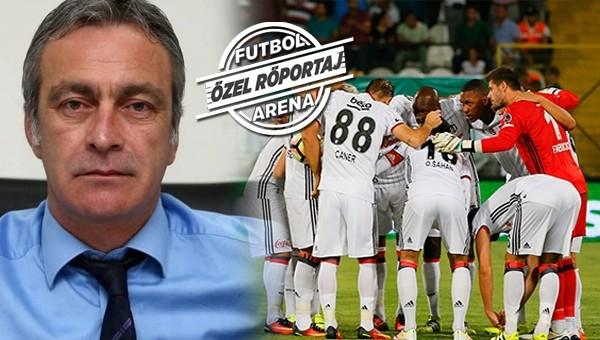 'Beşiktaş, Benfica gibi ezilmez'