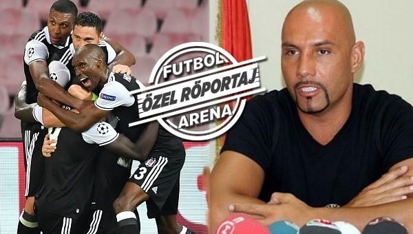 Ömer Çatkıç: 'Beşiktaş muazzam bir iş yaptı'