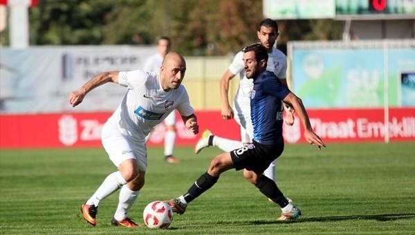 Boluspor, Elazız'ı tek golle geçti