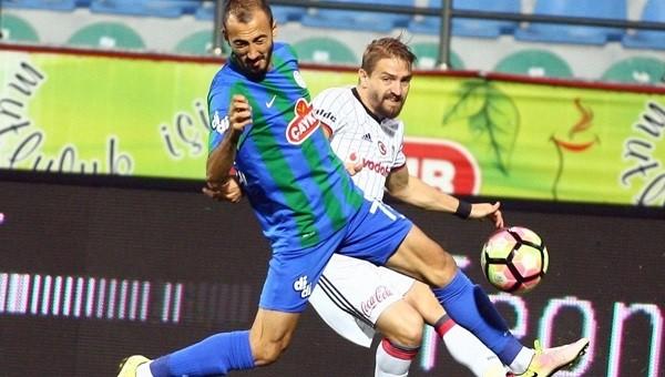 Caner Erkin, Rizespor'u ablukaya aldı