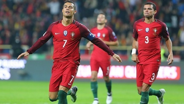 Cristiano Ronaldo'nun tek rakibi Andriy Shevchenko