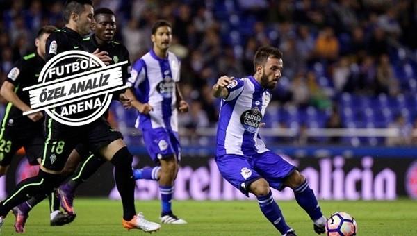 Emre Çolak o istatistikte La Liga'nın en iyisi!