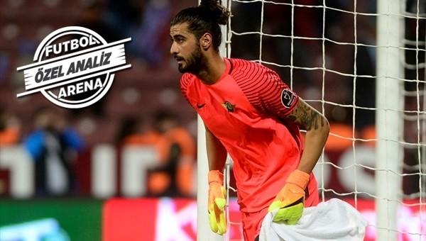 Eski Trabzonsporlu, Trabzonspor'u durdurdu!