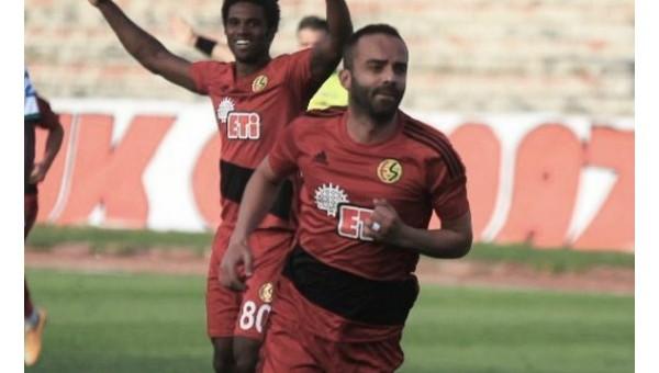 Eskişehirspor, Atatürk stadında son maçını oynadı